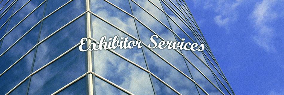 exhibitor services